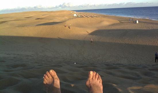 Dunes de maspalomas grande canarie espagne 12 - 1 8