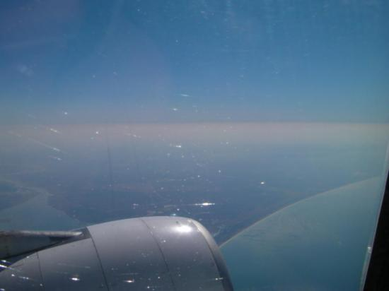 On croise les iles du Cap Vert, ça va trop vite